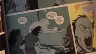 Grampa reads a brief excerpt from Deadly Class Volume 2: Kids of the Black Hole