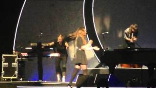 Sara Bareilles Little Black Dress Tour Pt. 12