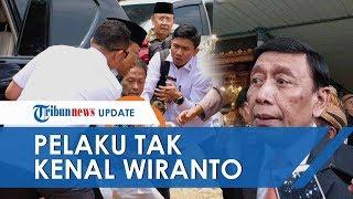 Meski Rencanakan Aksi Penusukan, Pelaku Ternyata Tak Kenal Menkopolhukam Wiranto