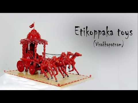etikoppaka toys-Vishakhapatnam