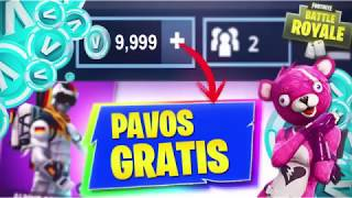 *TOTALLY FREE PAVOS * *FORTNITE NEW HACK- TIP* ( NO BANEO 2018)