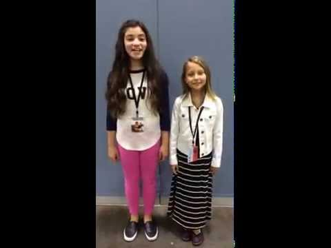 Livvy Stubenrauch and Eva Bella, Actresses from Frozen: Pls Support The Dragonfly Foundation