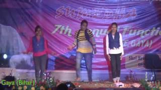 Jiya re jiya re (Mix group Dance)