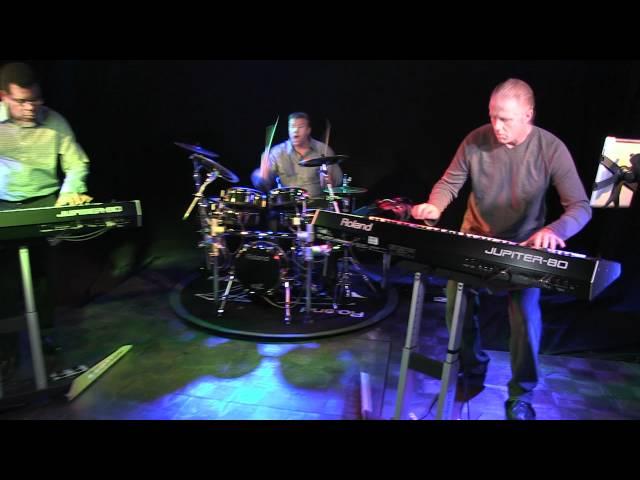 Roland JUPITER-80 Trio Performance
