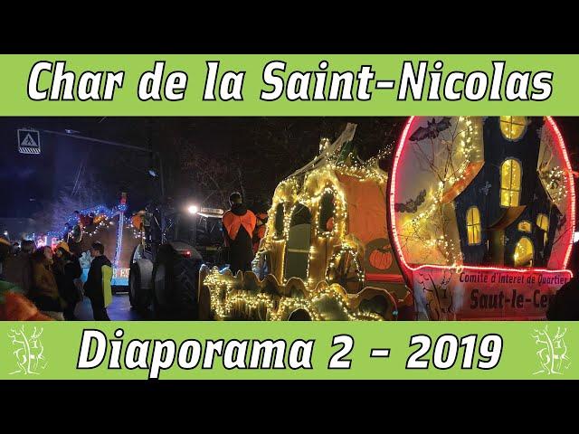 Saint-Nicolas 2019 Diaporama (suite)