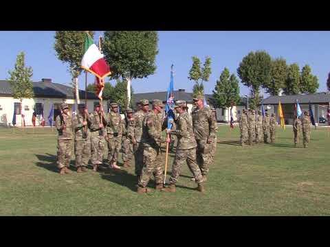 Change of Rensponsibility Ceremony, 307th Military Intelligence Battalion