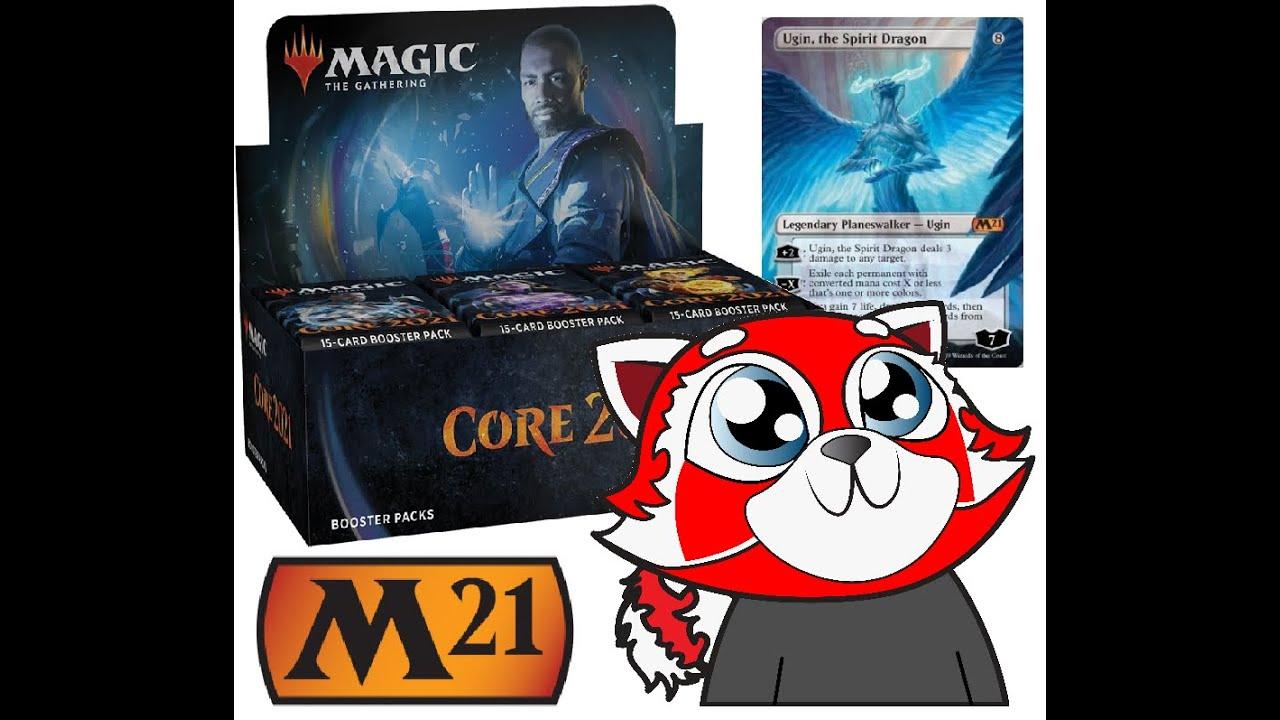 So I Bought a Box of MTG Core 2021...