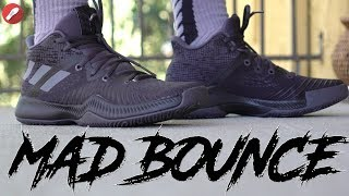 Adidas Mad Bounce First Impressions