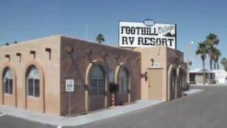 Foothill Village RV Resort - Yuma AZ