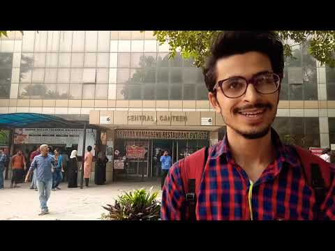 Jamia Millia Islamia University New Delhi (Real Life Observations)