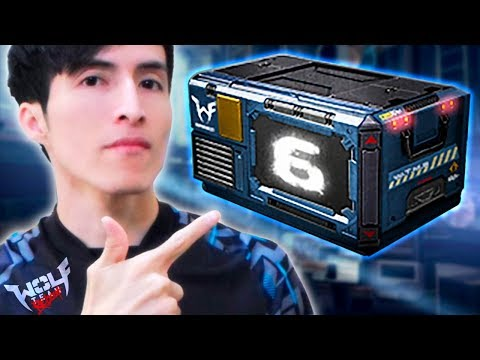 ABRIENDO CAJAS DEL MES JUNIO 2018 WolfTeam MONTHLY BOX 6 WOLVES - TochyGB
