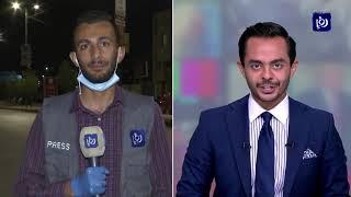 مراسلو رؤيا يرصدون الأجواء قبيل حظر التجول الشامل (17/4/2020)