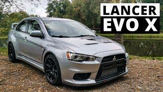Mitsubishi Lancer Evo X Jak Wygrac Z Golfem Youtube