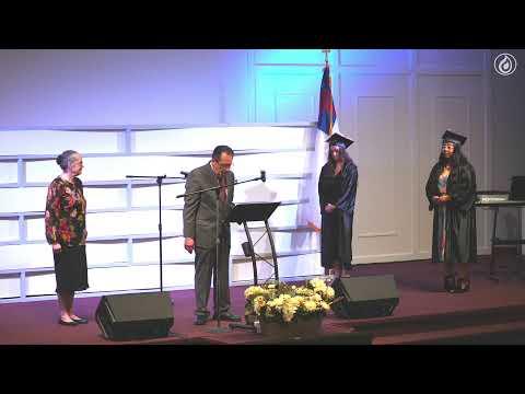 Rochester Pentecostal School - 2021 Graduation