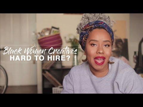 Why Is It So Hard to Hire Black Women Creatives?