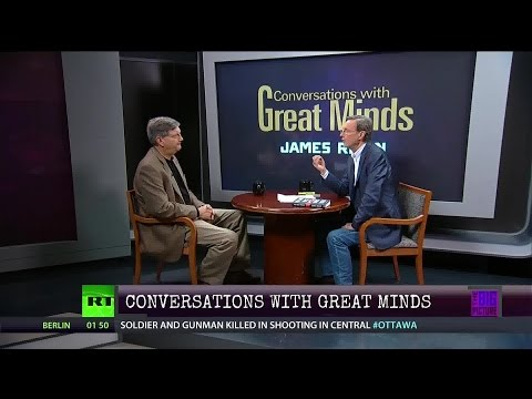 Full Show 10/23/14: James Risen on Greed, Power and Endless War