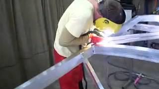 Аргонная сварка алюминия нержавейки в Туле(Аргонная сварка алюминия нержавейки меди бронзы Изготовление металлоизделий конструкций Сварка баков..., 2016-03-22T18:01:20.000Z)