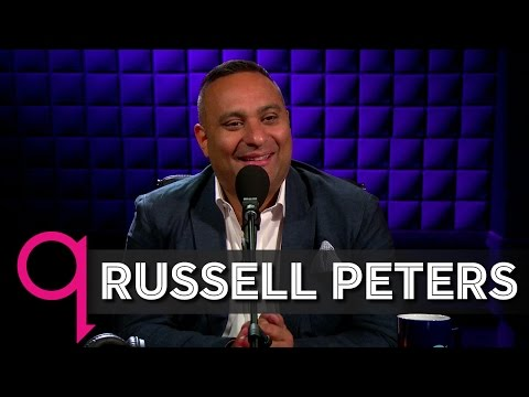 Russell Peters talks being Almost Famous