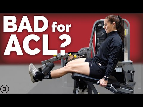 Are Leg Extensions Safe After ACL Reconstruction?
