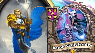 TIRION LE BOSS DU JEU Battlegrounds