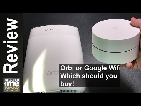 Google Wifi vs Asus Lyra - YouTube