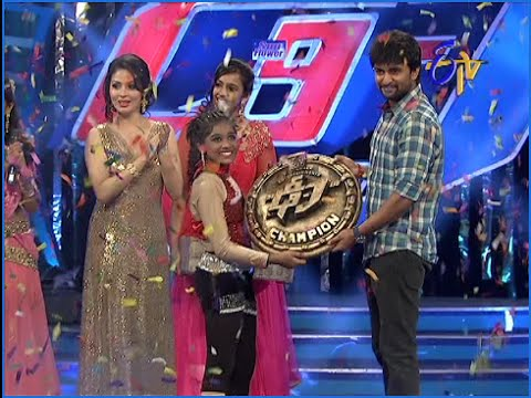 Dhee Juniors - ఢీ జూనియర్స్ -  11th March 2015 - Grand Finale