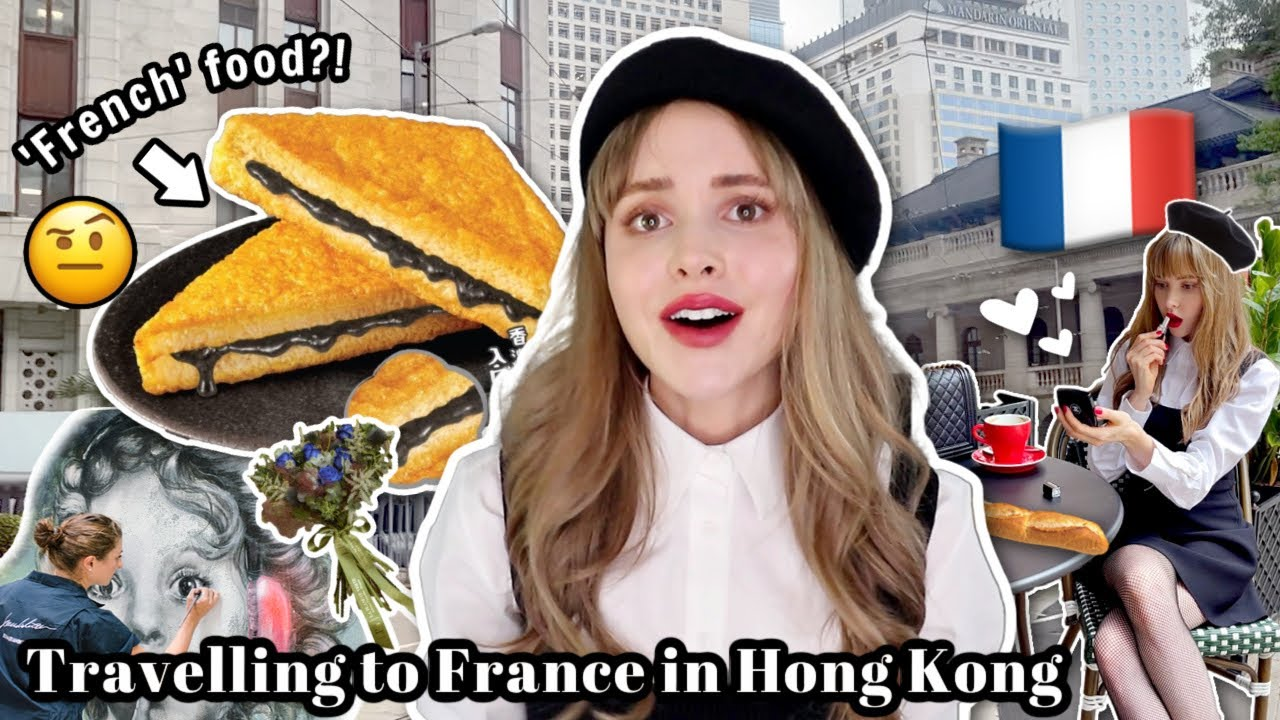 Inside Hong Kong's MASSIVE French Community | Small Shops, Cafés & People to Know