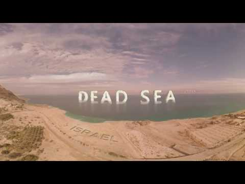 Dead Sea 360: The legend of Sodom and Gomorrah