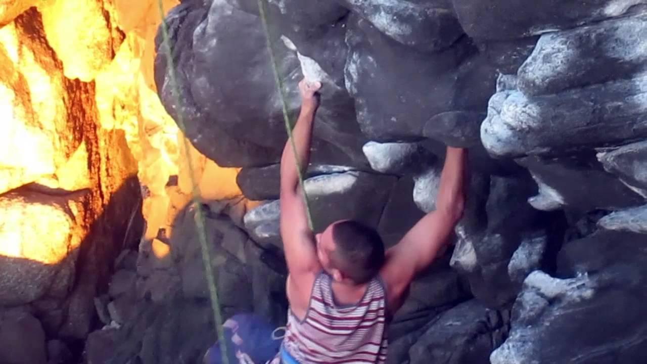 Memoria Deportiva 2008 | Alpinismo | Escalada en roca