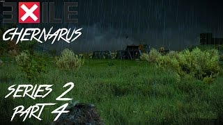 Arma 3 Exile Mod - Series 2 - Part 4  - Solo Midnight Stroll