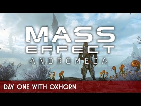 Terraforming Eos - Mass Effect Andromeda Day One!