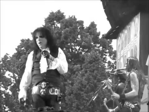 Alice Cooper live at Gröna Lund, Stockholm 27.7.17