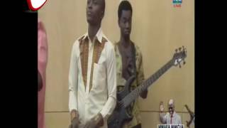 Mrisho Mpoto Akitumbuiza Ikulu Jijini Dar es Salaam