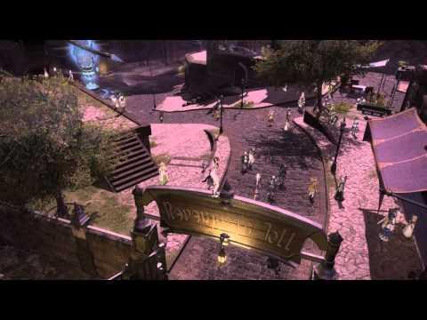 FFXIV - Map Glitch - Mor Dhona | FunnyDog TV