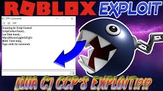 😱Roblox Exploit/Hack - CCP - (PATCHED) - (LUA C) - (Free) - Btools, Fire. speed and more! 😱