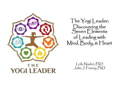 The Yogi Leader Now Available On Amazon!