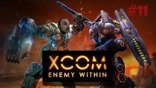 Batteship den Shanghai manzarası - XCOM : Enemy Within #11 [ Türkçe ]