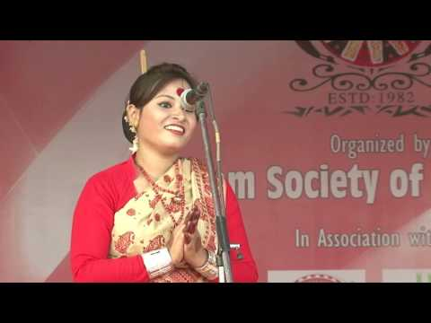 17th Bangalore Kendriya Rongali Bihu Celebrations 2016 - Part 2