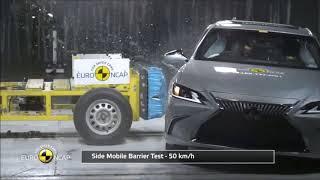 2019 Lexus ES   CRASH TEST #AutoShow #BestCar #NewCar #3 HD+11022019
