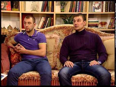 Место встречи - Гости студии Кирилл Базаев и  Илья Афонин