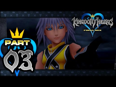 Kingdom Hearts Final Mix - Part 3 - Into the Darkness