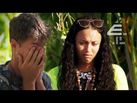 Will She STEAL Or SHARE The £50K Prize Money?! | Shipwrecked