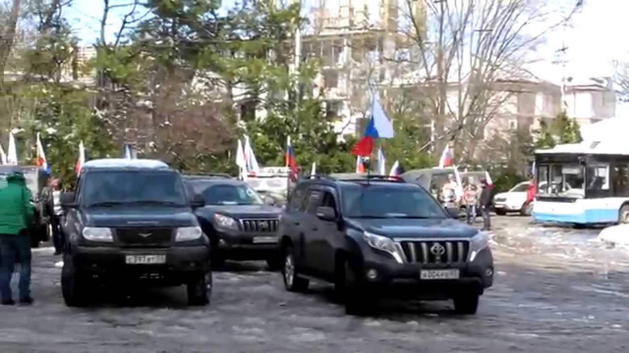 Автопутешествие: В Крым через Мурманск на 🚘Volkswagen Touareg .