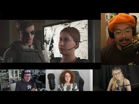 The First Hour of the Dark Pictures Anthology: House of Ashes [Quick Look]