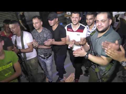من سهرة العريس ضياء مخيم بلاطه / الفنان حسنين المصري وستوديو أوتار / طوباس