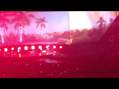"Demi Lovato- ""Cool For the Summer"" Future Now Tour Sunrise 7116"