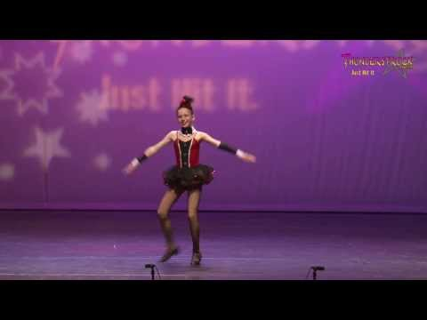 Ottawa Dance Competition - Lullaby Of Broadway