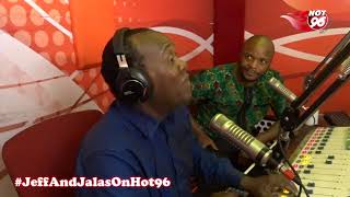 Jeff and Jalas react to Wizkid's song Ojuelegba
