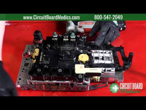 How to Install a Mercedes-Benz 722.9 Conductor Plate (TCM) and Valve Body | 7G-Tronic