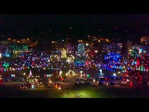 Gallipolis in Lights!